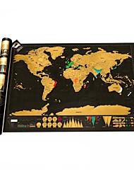 Недорогие -Шутки и фокусы Карты Для школы / Новый дизайн Крафт-бумага 1 pcs Взрослые Все Подарок
