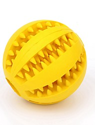 cheap -Chew Toy / Interactive / Teeth Cleaning Toy Pet Friendly Rubber silicon For Dogs / Rabbits / Cats