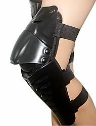 abordables -WOSAWE Equipo de protección de la motocicletaforRodillera unisexo ABS de Grado A Esponja Poliéster Longitud Ajustable Resistente a Golpes