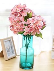 Недорогие -Искусственные Цветы 1 Филиал Классический / Односпальный комплект (Ш 150 x Д 200 см) Деревня / Свадебные цветы Лепестки / Вечные цветы Букеты на стол