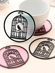 Недорогие -птица клетка чашка коврик горшок жаростойкость кружка стол стол стол