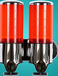 Недорогие -Дозатор для мыла Новый дизайн / Автоматический Современный Нержавеющая сталь / железо / ABS + PC 1шт - Ванная комната На стену