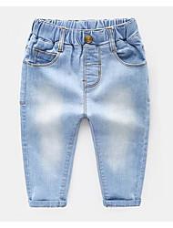 cheap -Toddler Boys' Active Print Jeans