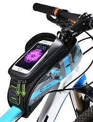 cheap -ROCKBROS Bike Frame Bag 5.8/6.0 inch Touch Screen, Waterproof Cycling for Cycling