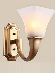cheap -New Design / Cool Modern / Contemporary Wall Lamps & Sconces Living Room / Bedroom Metal Wall Light 220-240V 40 W