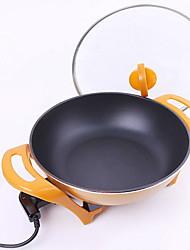 Недорогие -Мгновенный горшок Многофункциональный Aluminum Alloy Пароварки для продуктов / Термопечи 220 V 1500 W Кухонная техника