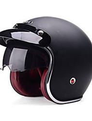 abordables -YEMA 629 Casque Bol Adultes Unisexe Casque de moto Antichoc / Anti UV / Coupe-vent