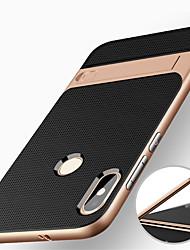 abordables -Coque Pour Xiaomi Redmi Note 5 Pro / Redmi 5 Plus Antichoc / Avec Support Coque Armure Dur PC pour Xiaomi Redmi Note 5 Pro / Xiaomi Redmi 5 Plus