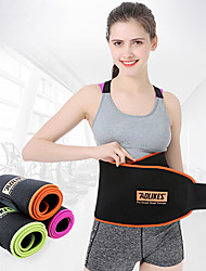 cheap -Waist Trimmer / Sauna Belt With 1 pcs Nylon Adjustable, Sweat-wicking Breathable, Weight Loss, Tummy Fat Burner For Exercise & Fitness / Gym / Workout Unisex