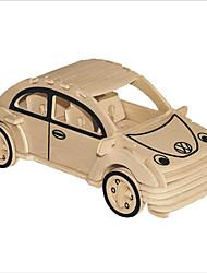 abordables -Puzzles en bois / Jeux de Logique & Casse-tête Automatique Ecole / Design nouveau / Niveau professionnel En bois 1 pcs Enfant Tous Cadeau
