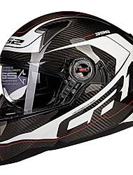 billige -LS2 FF396 Fullface-hjelm Voksen Unisex Motorcykel hjelm Vand Afvisende / Anti-Friktion / Chok Resistent