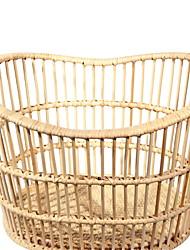 Недорогие -Аксессуар для хранения Новый дизайн / Аксессуар для хранения / Многофункциональный Обычные / Модерн Дерево 1шт Украшение ванной комнаты