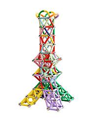 Недорогие -Магнитные палочки 420 pcs Креатив трансформируемый / Взаимодействие родителей и детей Все Подарок