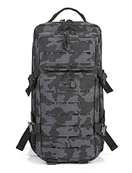 cheap -35 L Hiking Backpack - Wearable, Breathability Outdoor Camping, Military, Travel Oxford Black