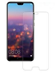 economico -Proteggi Schermo per Huawei Huawei P20 lite Vetro temperato 1 pezzo Proteggi-schermo frontale Alta definizione (HD) / Durezza 9H / Estremità angolare a 2,5D