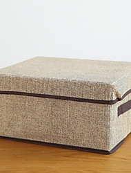 cheap -Oxford Cloth Rectangle New Design Home Organization, 1pc Storage Boxes