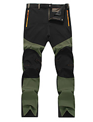 cheap -Men's Hiking Pants Outdoor Lightweight, Fast Dry, Wearable Pants / Trousers Fishing / Stretchy
