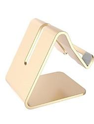 Недорогие -Стол / настольный держатель настольного крепления новый дизайн металлический держатель для Iphone Ipad мобильного телефона планшета
