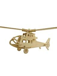 baratos -Quebra-Cabeças de Madeira Aeronave Desenhos 3D De madeira 1 pcs Adolescente Todos Dom