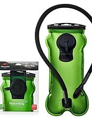 Недорогие -Naturehike Походный чайник 3 L Один экземляр Водный горшок и чайник 1 Путешествия Складной за PEVA на открытом воздухе Пешеходный туризм Походы Зеленый