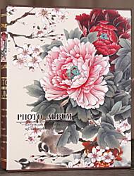 Недорогие -Фотоальбомы Цветы и растения / Серия друзей На каждый день Прямоугольный Для дома