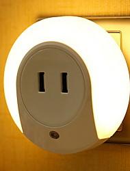 economico -1pc Night Light LED Bianco caldo Nuovo design 220-240 V