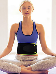 cheap -Sweat Waist Trimmer / Sauna Belt With 1 pcs Neoprene Adjustable, Stretchy Weight Loss, Calories Burned, Tummy Fat Burner For Yoga / Exercise & Fitness / Workout Waist Sports Outdoor