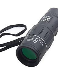 baratos -SRATE 16 X 52 mm Monocular Alta Definição / Luminoso Preto Acampar e Caminhar / Caça