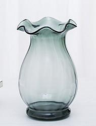 Недорогие -Искусственные Цветы 0 Филиал Классический Модерн Ваза Букеты на стол / Одноместный Ваза