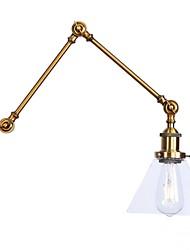 Недорогие -Новый дизайн / Творчество LED / Ретро Подголовники Гостиная / Кабинет / Офис Металл настенный светильник 110-120Вольт / 220-240Вольт 4 W
