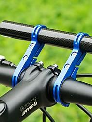 Недорогие -Удлинитель велоруля Держатель для фонарика Углеродное волокно Легкость Расширенный Подставка для крепления инструмента для Шоссейный велосипед Горный велосипед TT Углеродное волокно Алюминиевый сплав