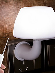 cheap -1pc LED Night Light New Design / Remote Controlled / Creative <5 V
