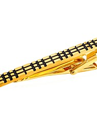 Недорогие -Муж. Зажимы для галстука Классика / Мода Медь Официальные Галстук
