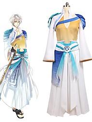 economico -Ispirato da Cosplay Cosplay Anime Costumi Cosplay Abiti Cosplay Altro Manica lunga Bendaggio / Top / Pantaloni Per Unisex