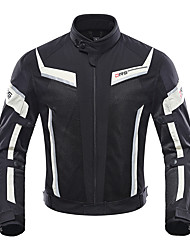 cheap -DUHAN 185 Motorcycle Clothes JacketforMen's Polyster Summer Wear-Resistant / Shockproof / Breathable