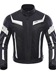 baratos -DUHAN 185 Roupa da motocicleta JaquetaforHomens Poliéster Verão Resistente ao Desgaste / Antichoque / Respirável