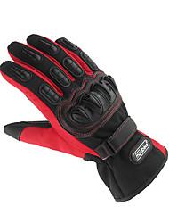Недорогие -Madbike Полный палец Универсальные Мотоцикл перчатки Смешанные материалы Дышащий / Износостойкий / Защитный