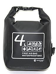 cheap -4 L Waterproof Dry Bag Lightweight, Rain-Proof, Wearable for Swimming / Diving / Surfing
