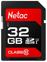 Недорогие -Netac 32 Гб SD-карта карта памяти UHS-I U1 32