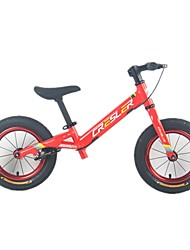 abordables -Bicicletas para niños ' / Balance Bike Ciclismo Bicicleta 12 pulgadas Bicicleta Freno en V Forks rígidos Otros Ordinario Aluminum Alloy