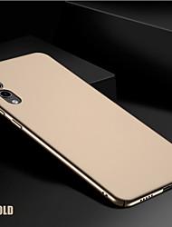 Недорогие -Кейс для Назначение Huawei P20 Pro / P20 lite Матовое Кейс на заднюю панель Однотонный Твердый ПК для Huawei P20 / Huawei P20 Pro / Huawei P20 lite / P10 Plus / P10 Lite / P10