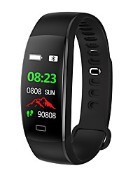 cheap -Smartwatch F64HR for Android 4.3 and above / iOS 7 and above Heart Rate Monitor / Waterproof / Blood Pressure Measurement / Calories Burned / Exercise Record Pedometer / Call Reminder / Sleep Tracker