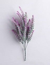 cheap -Artificial Flowers 1 Branch Classic Modern / Contemporary Lavender Tabletop Flower