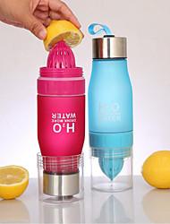 Недорогие -Drinkware Каждодневные чашки / стаканы Пластик Компактность / Милые Офис / Карьера / На каждый день