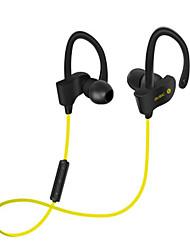 abordables -JTX XL4 Contour d'Oreille Sans Fil Ecouteurs Ecouteur Acryic / Polyester Sport & Fitness Écouteur Avec Microphone / Avec contrôle du volume Casque