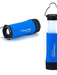 cheap -NH15A003-I Lanterns & Tent Lights LED 100 lm Manual Portable Orange Camping / Hiking / Caving