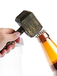 Недорогие -Открывалка для бутылок пластик / Металл, Вино Аксессуары Высокое качество творческий для Barware Классический 1шт