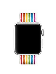 abordables -Bracelet de Montre  pour Apple Watch Series 4/3/2/1 Apple Bracelet Sport Nylon Sangle de Poignet