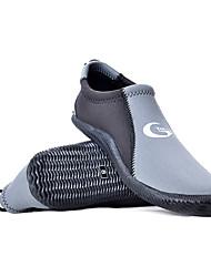 baratos -YON SUB Sapatos para Água Borracha / Neoprene para Adulto - Anti-Escorregar Mergulho / Surfe / Snorkeling