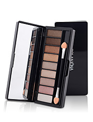 cheap -7 Colors Eyeshadow Palette / Eye Shadow Eye / Cosmetic / EyeShadow N / A / Women / Youth Waterproof Daily Makeup / Halloween Makeup / Party Makeup Makeup Cosmetic / Shimmer